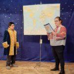Prinz und Geograph